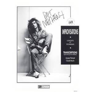 METHENY PAT - IMPROVISATIONS