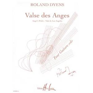 DYENS ROLAND - VALSE DES ANGES - GUITARE