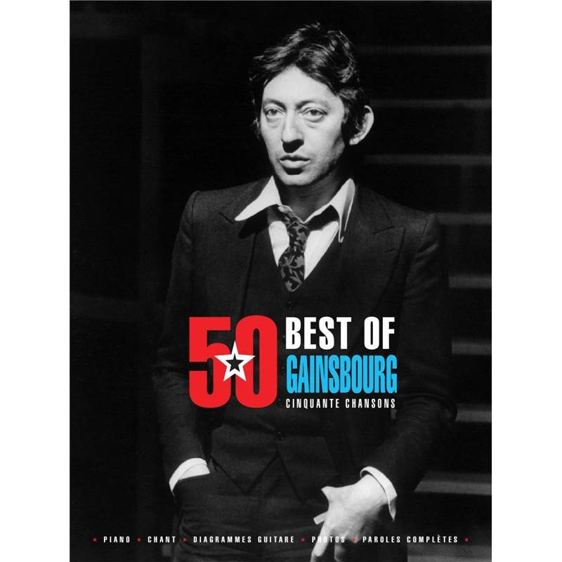 serge gainsbourg best of 50 titres 5 bonus p v g paul. Black Bedroom Furniture Sets. Home Design Ideas