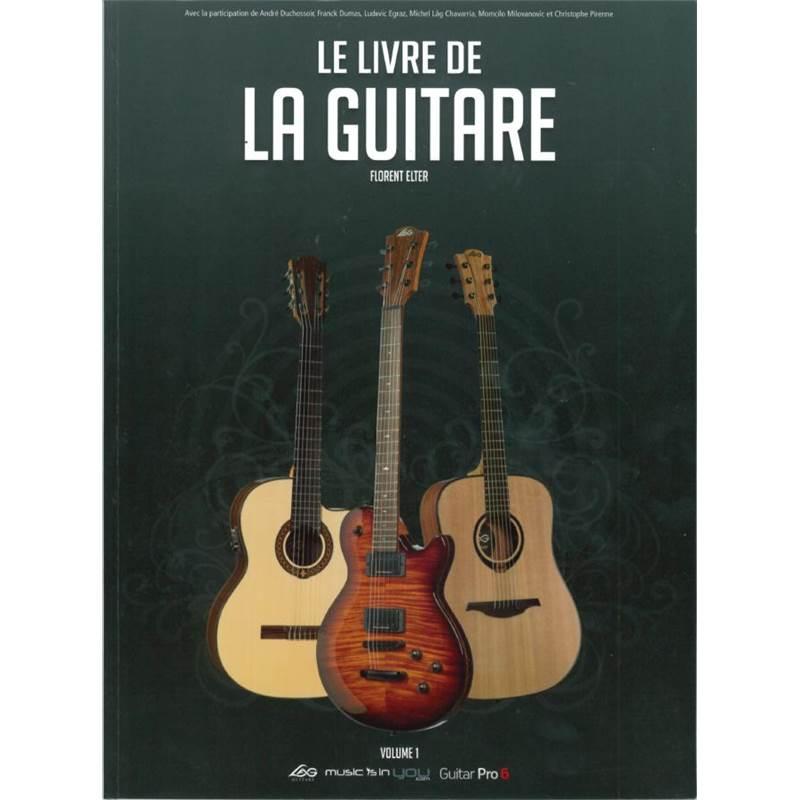Le livre de la Guitare - Elter Florent - Méthode de ...
