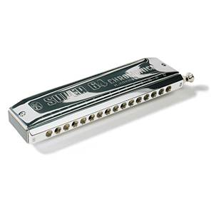 HARMONICA CHROMATIQUE 16 HOHNER CHROMONICA 7582/64 SUPER 64 C