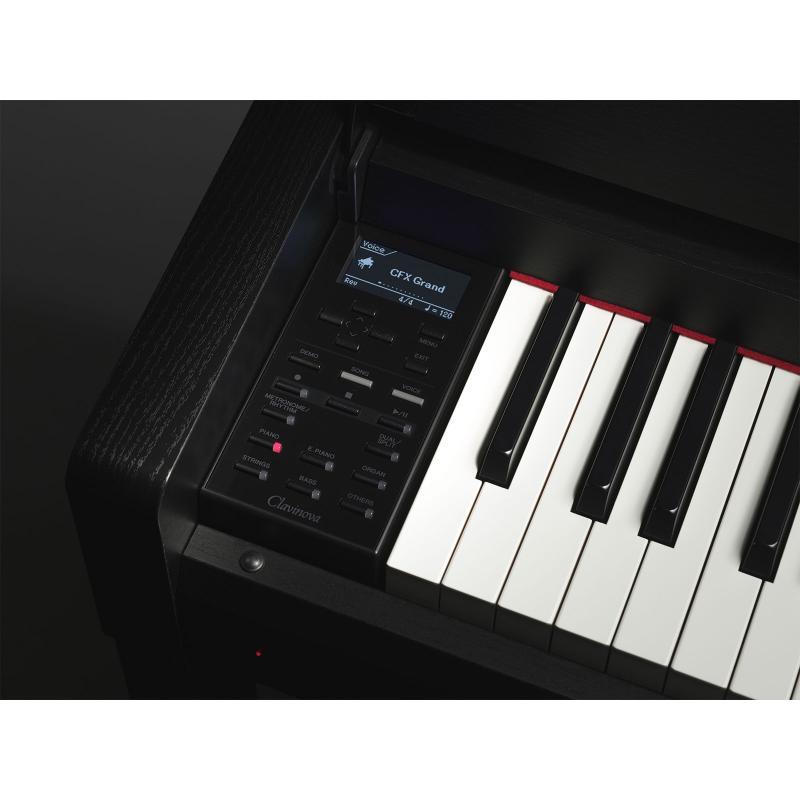 piano numerique meuble yamaha clp 575 pe paul. Black Bedroom Furniture Sets. Home Design Ideas