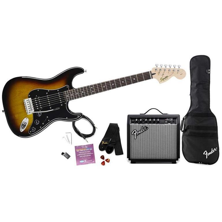 packs guitare electrique squier affinity stratocaster. Black Bedroom Furniture Sets. Home Design Ideas