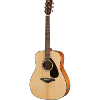 GUITARE FOLK ACOUSTIQUE YAMAHA FG 800M NT