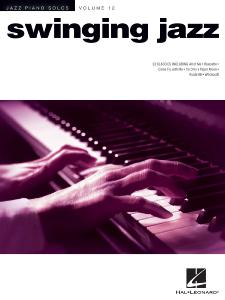 COMPILATION - JAZZ PIANO SOLOS VOL.12 SWINGING JAZZ