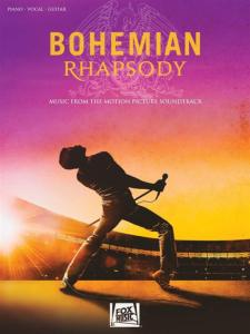 QUEEN - BOHEMIAN RHAPSODY MUSIC FROM THE MOTION PICTURE P/V/G