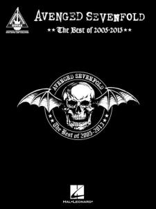 AVENGED SEVENFOLD - THE BEST OF 2005-2013 GUITAR TAB.