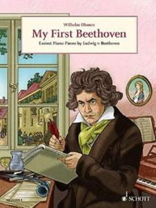 MY FIRST BEETHOVEN - PIANO