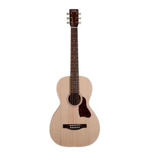 GUITARE FOLK ELECTRO-ACOUSTIQUE ART & LUTHERIE ROADHOUSE FADED CREAM 45389