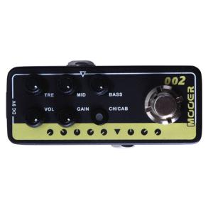 PEDALE D'EFFETS MOOER PA 002 UK GOLD 900